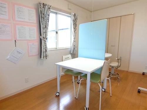 居宅介護支援事業所しんまち面談室